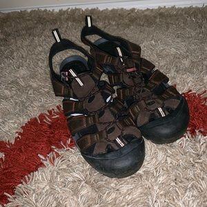 Men's keens sandals